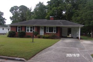 3 bedroom 1 bath w/ carport