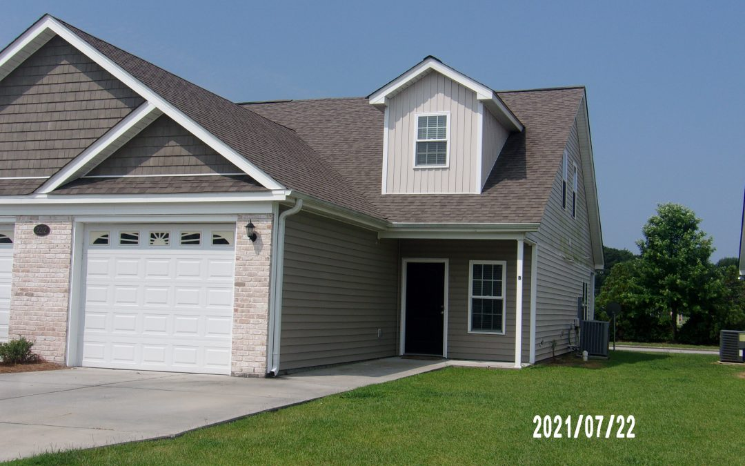 2212 Chavis Dr.   3 Bed 2 Bath Townhome     AVAILABLE August 10th